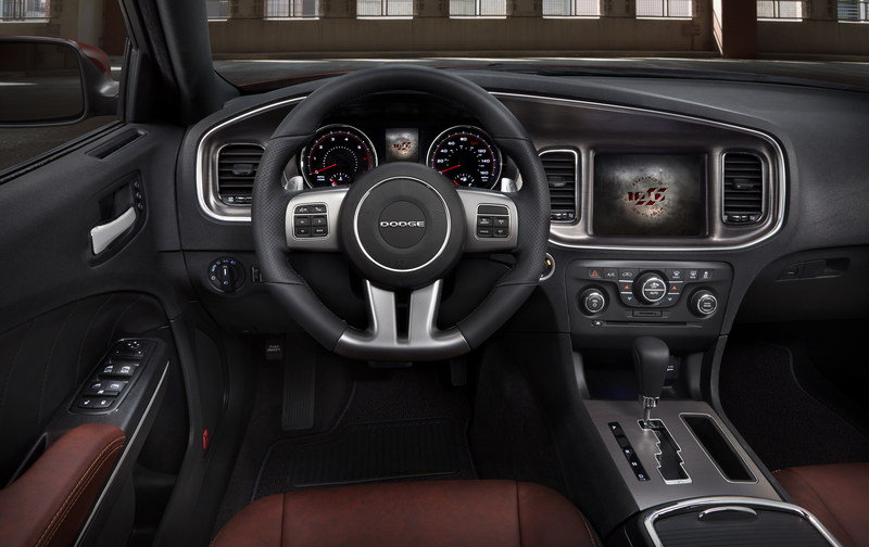 2014 Dodge Charger 100th Anniversary Edition Top Speed