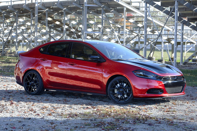 2014 Dodge Dart with Scat Package
