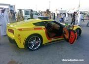 Dubai Fire Department Shows Off Its New Chevrolet Corvette Stingray - image 532927