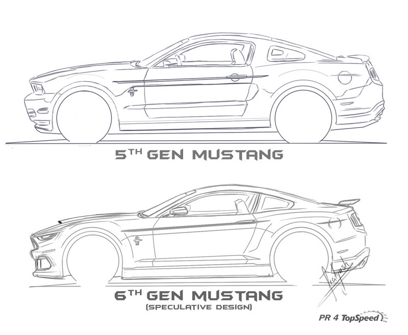 2015 Ford Mustang Mach 1 Exterior Drawings - image 530939