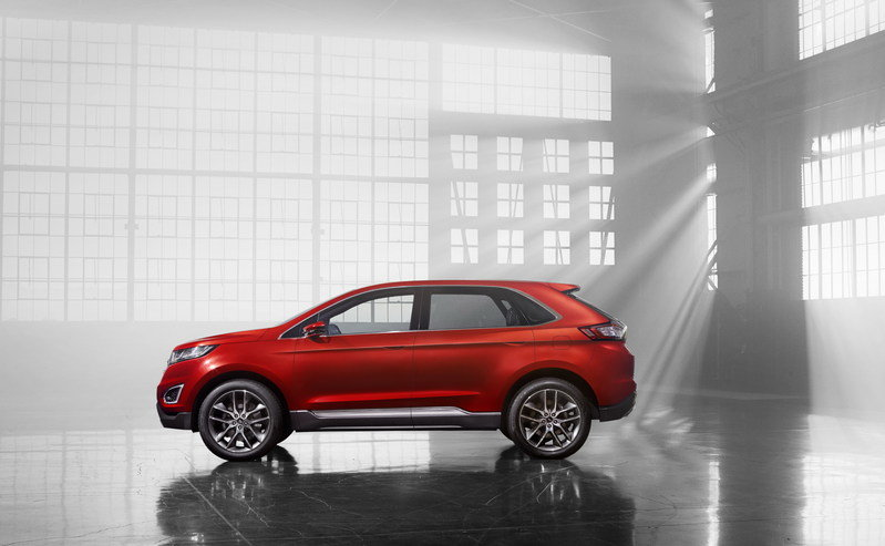 2013 Ford Edge Concept High Resolution Exterior - image 533215