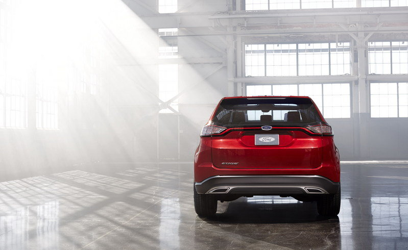 2013 Ford Edge Concept High Resolution Exterior - image 533217