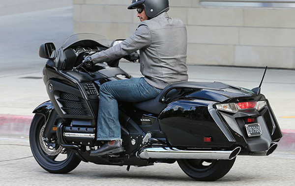 2014 Honda Gold Wing F6B - Picture 532008 | motorcycle review @ Top Speed