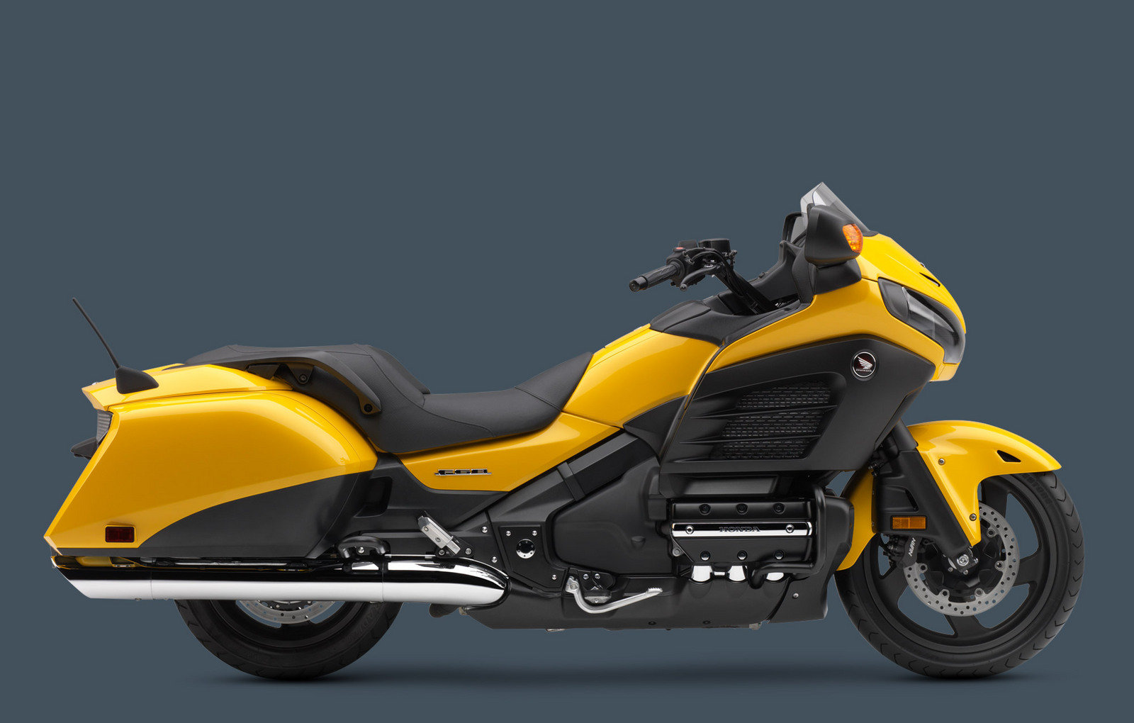 2014 Honda Gold Wing F6B - Picture 532010 | motorcycle review @ Top Speed
