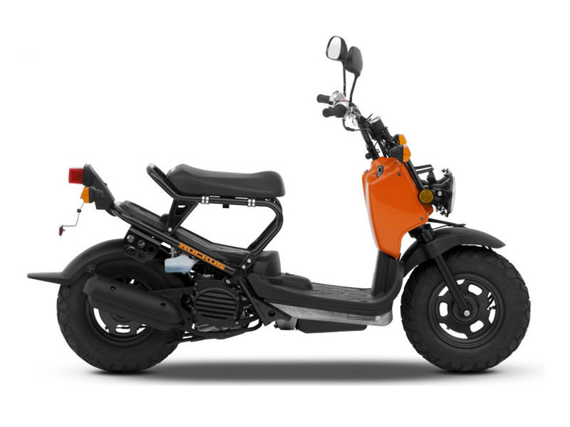 Scooter or Moped