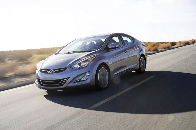 2014 - 2015 Hyundai Elantra High Resolution Exterior - image 533665