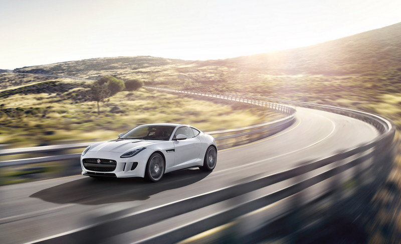 2014 Jaguar F-Type R Coupe High Resolution Exterior - image 533031