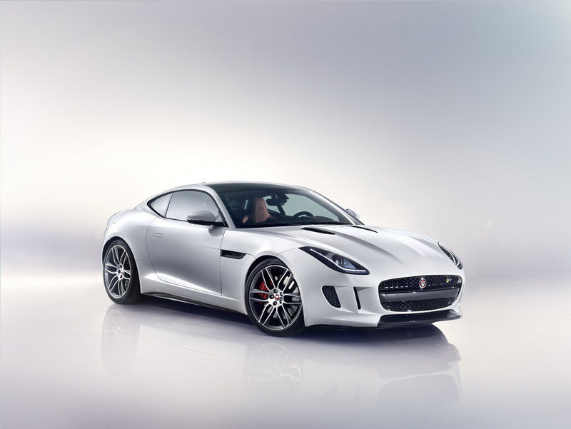 2014 Jaguar F-Type R Coupe High Resolution Exterior - image 533034