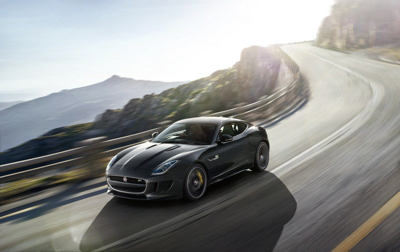 2014 Jaguar F-Type R Coupe High Resolution Exterior Wallpaper quality - image 533071