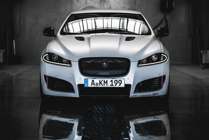 2013 Jaguar XF by 2M-Designs High Resolution Exterior - image 534209