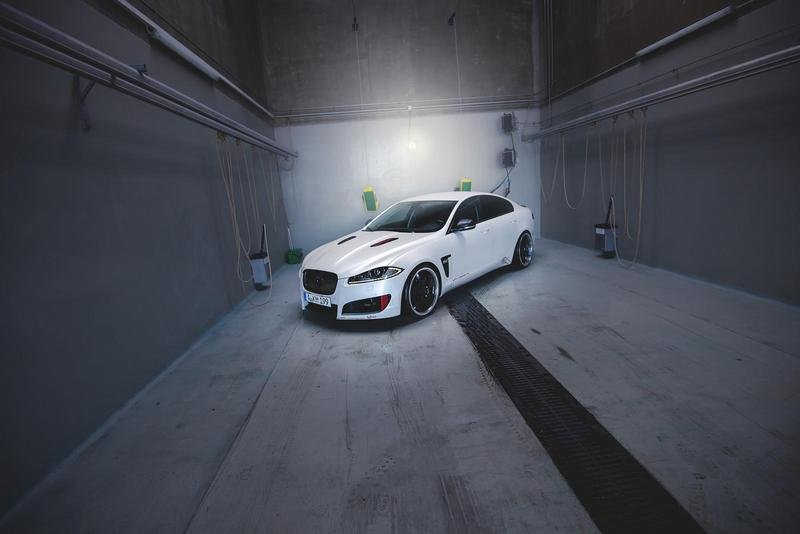 2013 Jaguar XF by 2M-Designs High Resolution Exterior - image 534210