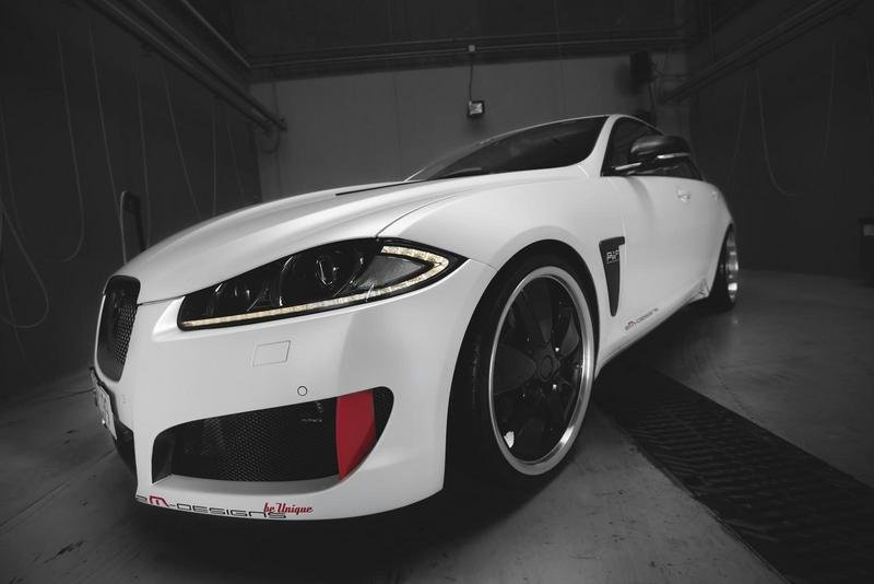 2013 Jaguar XF by 2M-Designs High Resolution Exterior - image 534211