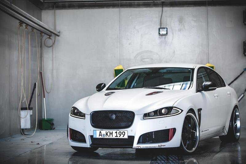 2013 Jaguar XF by 2M-Designs