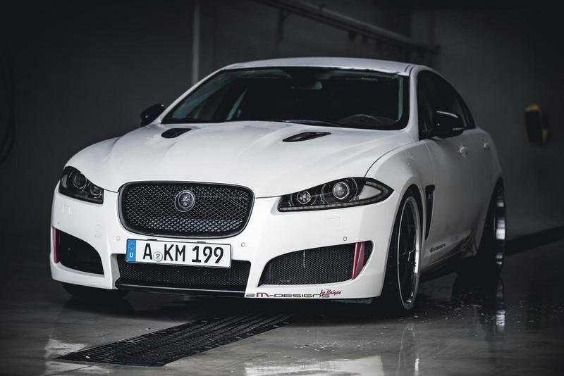 2013 Jaguar XF by 2M-Designs High Resolution Exterior - image 534206