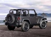 2014 Jeep Wrangler Willys Wheeler Edition - image 532629