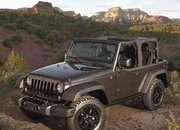 2014 Jeep Wrangler Willys Wheeler Edition - image 532626