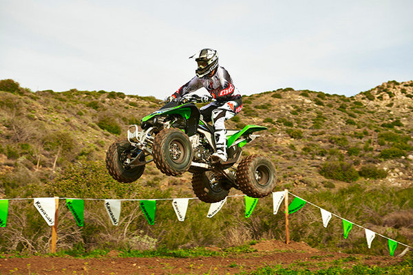 kawasaki kfx high speed hook up Motousa turns some motos on double the wheels with this review of the 2008 kawasaki kfx450r to get it to hook-up mix of high speed rough and.