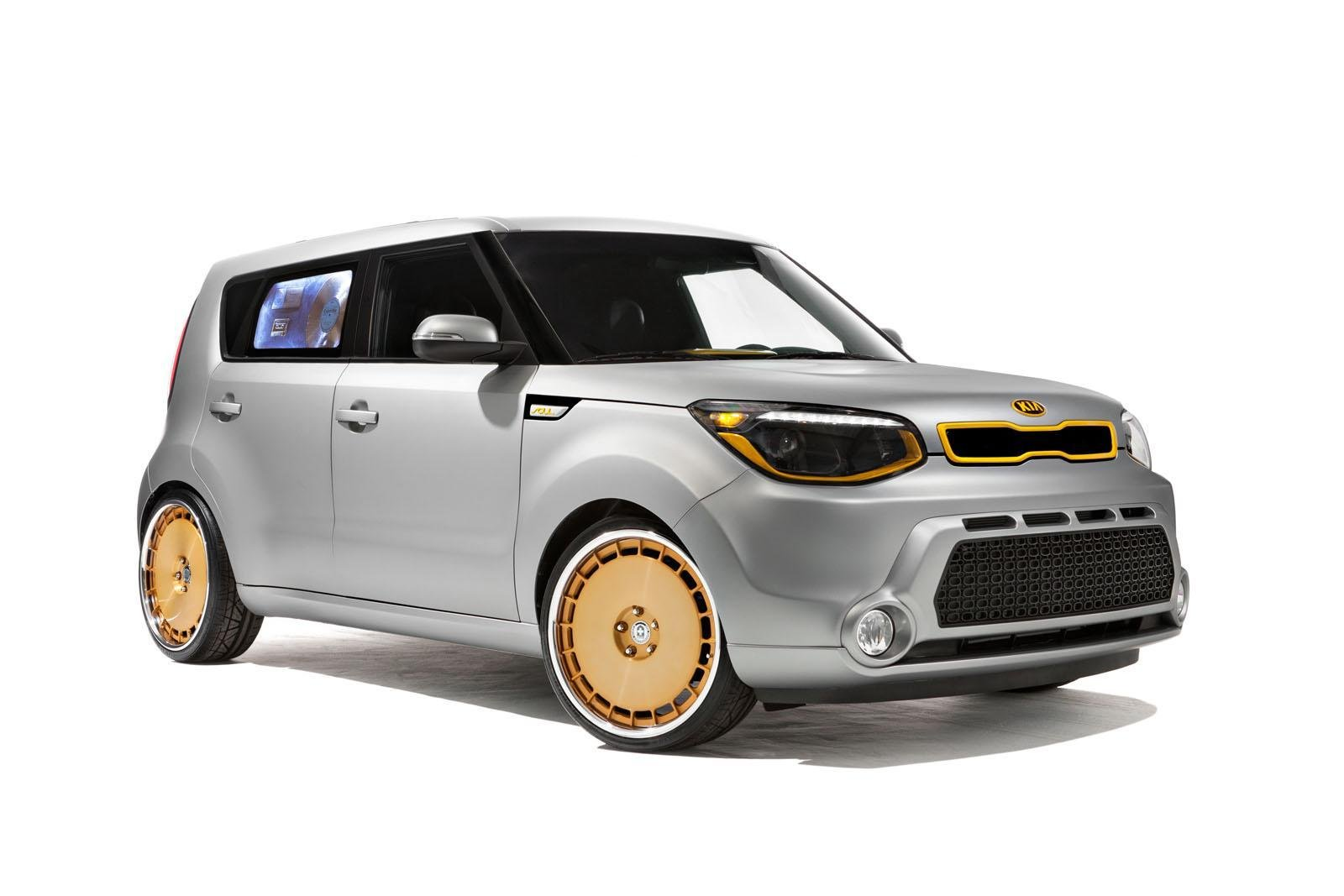Used Cars Cleveland >> 2014 Kia Music Memorabilia Soul | Top Speed