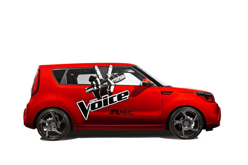 2013 Kia Soul The Voice High Resolution Exterior - image 531131