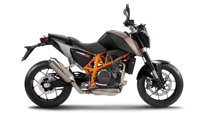 2014 KTM 690 Duke High Resolution Exterior - image 532406
