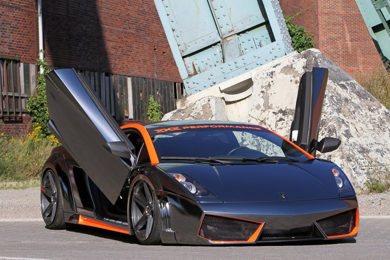 2005 Lamborghini Gallardo by xXx Performance