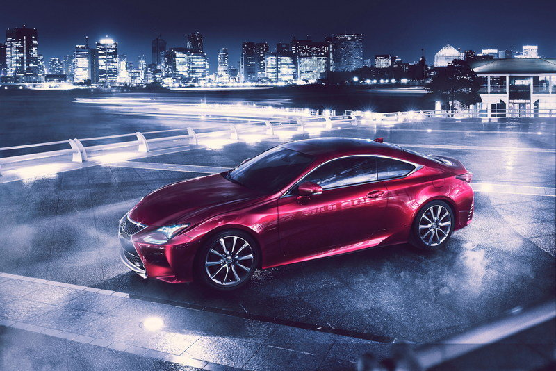 2015 - 2016 Lexus RC High Resolution Exterior - image 530943