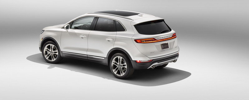 2015 - 2017 Lincoln MKC High Resolution Exterior - image 532108