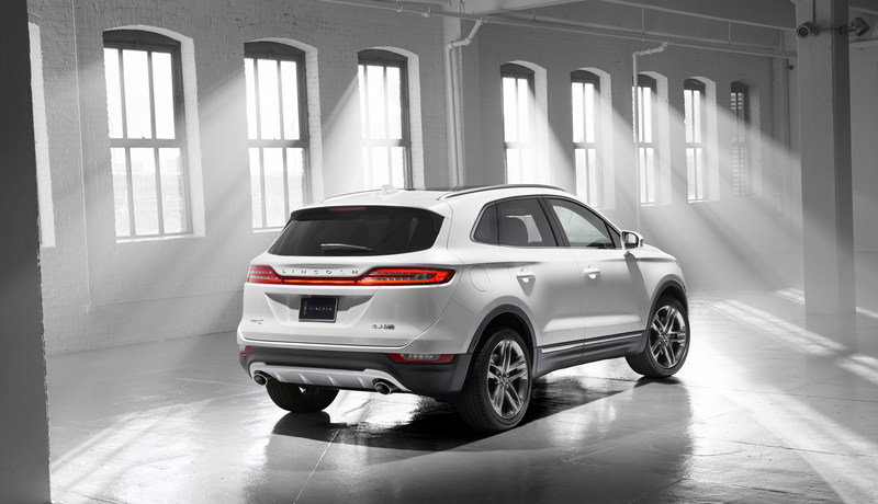 2015 - 2017 Lincoln MKC High Resolution Exterior - image 532100