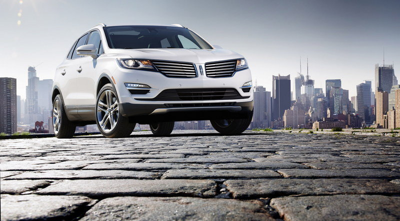 2015 - 2017 Lincoln MKC High Resolution Exterior - image 532102