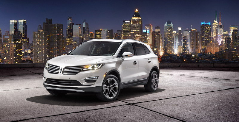 2015 - 2017 Lincoln MKC High Resolution Exterior Wallpaper quality - image 532103