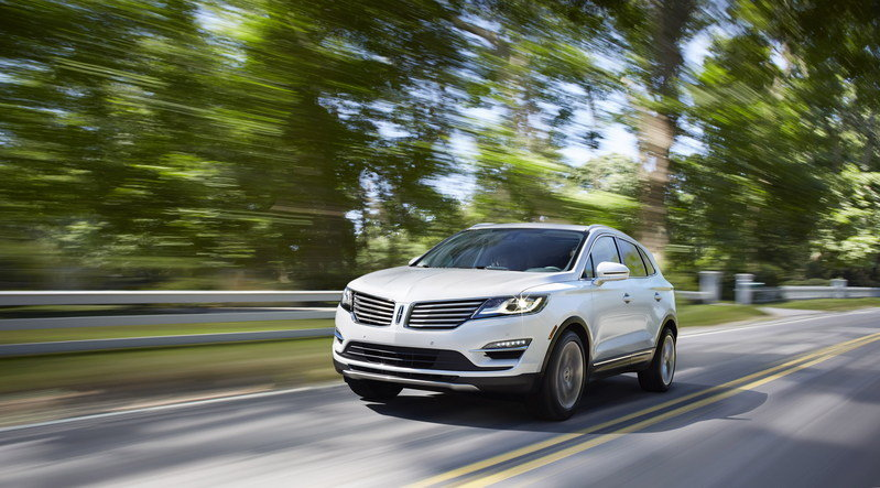 2015 - 2017 Lincoln MKC High Resolution Exterior Wallpaper quality - image 532104