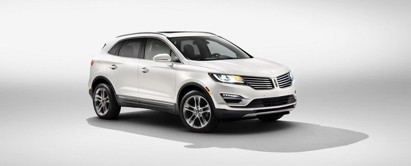 2015 - 2017 Lincoln MKC High Resolution Exterior - image 532105