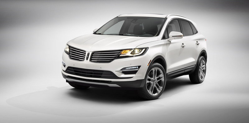 2015 - 2017 Lincoln MKC High Resolution Exterior - image 532106