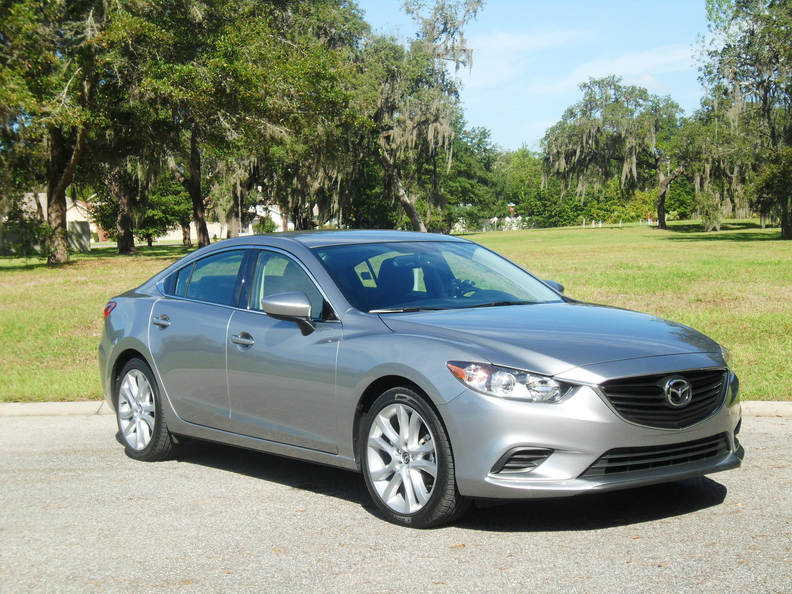 2014 mazda6 i touring driven review top speed. Black Bedroom Furniture Sets. Home Design Ideas