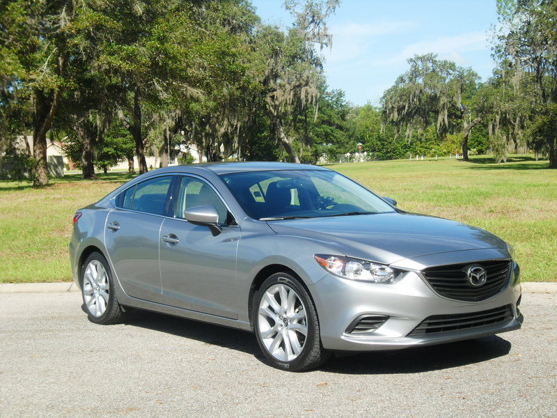 Mazda 6 Reviews Specs  Prices  Top Speed