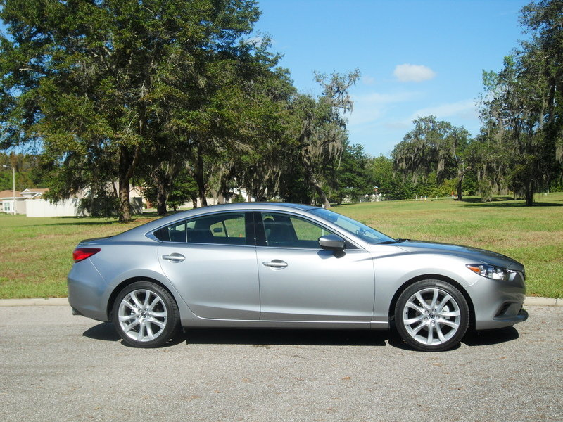 2014 Mazda6 i Touring - Driven High Resolution Exterior - image 531414
