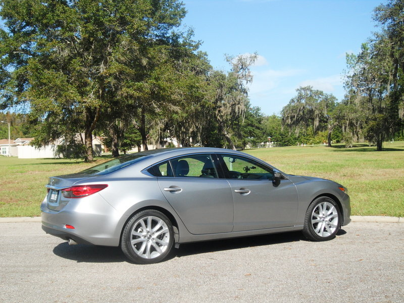 2014 Mazda6 i Touring - Driven High Resolution Exterior - image 531415