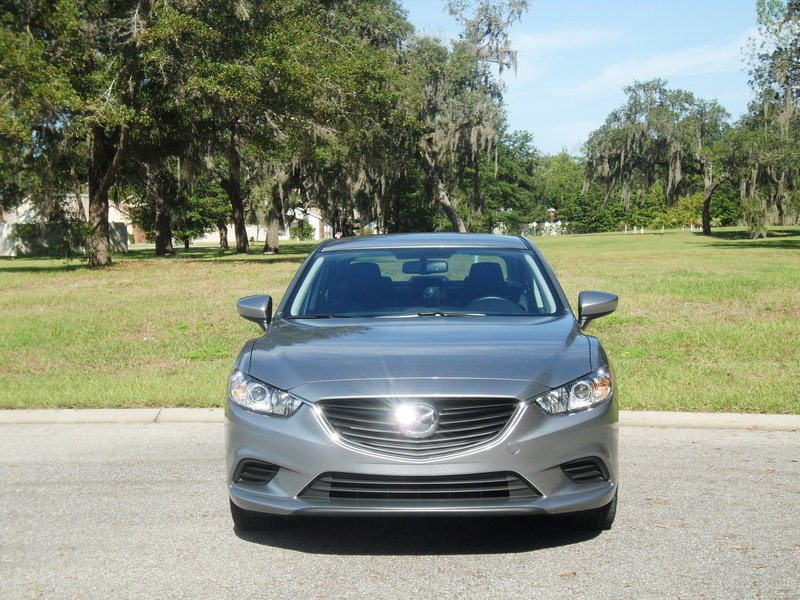 2014 Mazda6 i Touring - Driven High Resolution Exterior - image 531412