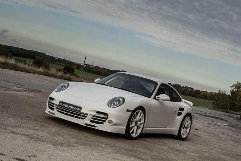 2012 Porsche 997 Turbo S by McChip DKR