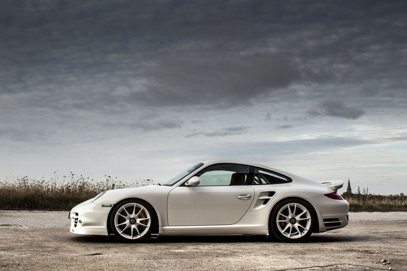 2012 Porsche 997 Turbo S by McChip DKR High Resolution Exterior - image 531592