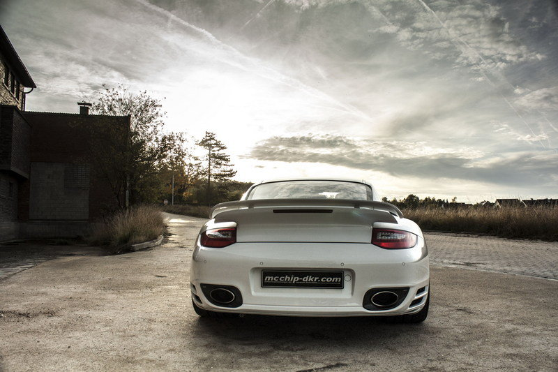 2012 Porsche 997 Turbo S by McChip DKR High Resolution Exterior - image 531593