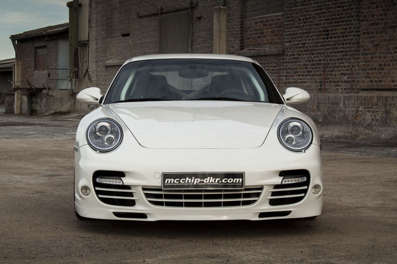 2012 Porsche 997 Turbo S by McChip DKR High Resolution Exterior - image 531589