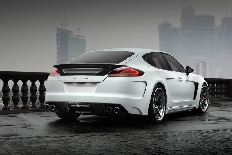 2014 Porsche Panamera Stingray GTR by TopCar High Resolution Exterior - image 533823