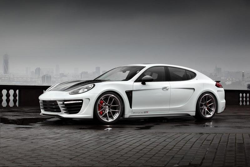 2014 Porsche Panamera Stingray GTR by TopCar High Resolution Exterior - image 533820
