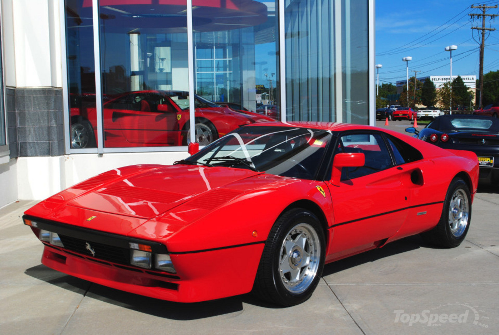Pristine 1985 Ferrari 288 Gto For Nearly 2 Million News