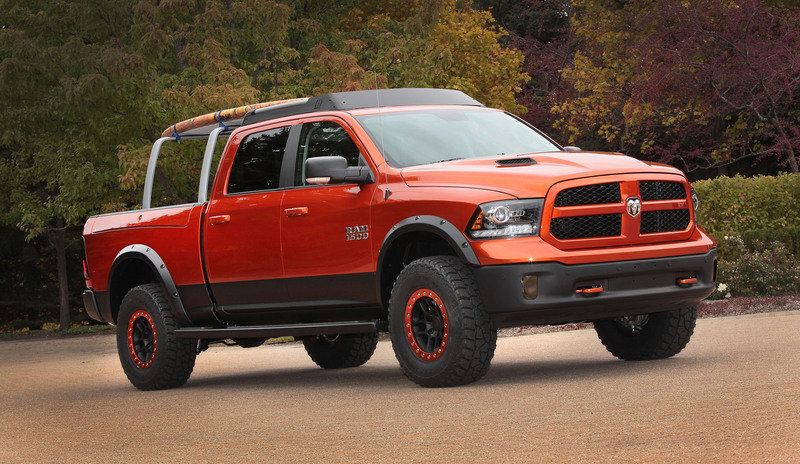 2014 Ram 1500 Sun Chaser Concept High Resolution Exterior - image 530827