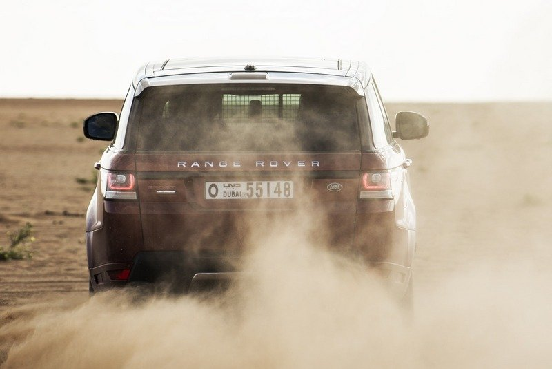 "Range Rover Sport Sets a New Record Crossing ""The Empty Quarters"" High Resolution Exterior - image 531163"