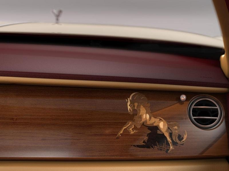 2014 Rolls-Royce Ghost Majestic Horse Edition Interior - image 530830