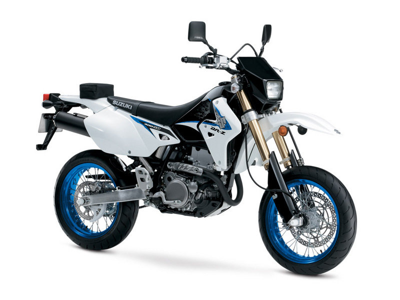 2014 Suzuki DR-Z400SM High Resolution Exterior - image 532239