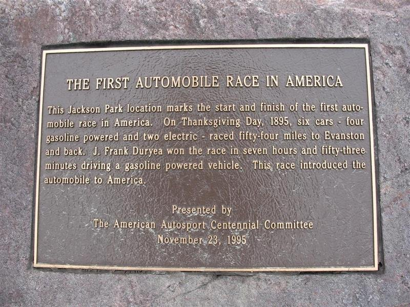 Thanksgiving 2013 Marks 118 Years of Automotive Racing in America